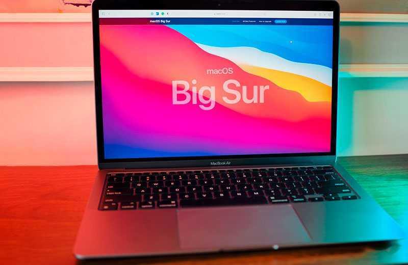 Компоненты Apple MacBook Air M1