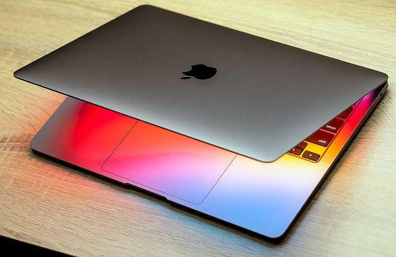 Apple MacBook Air M1 автономность