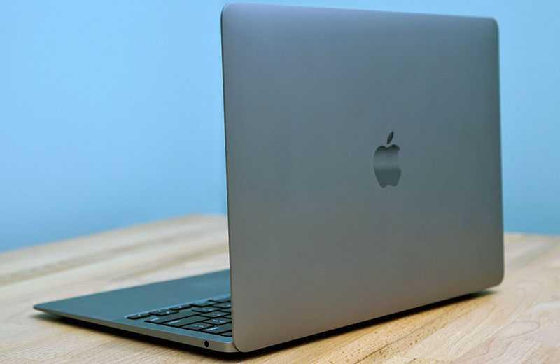 Apple MacBook Air M1 дизайн