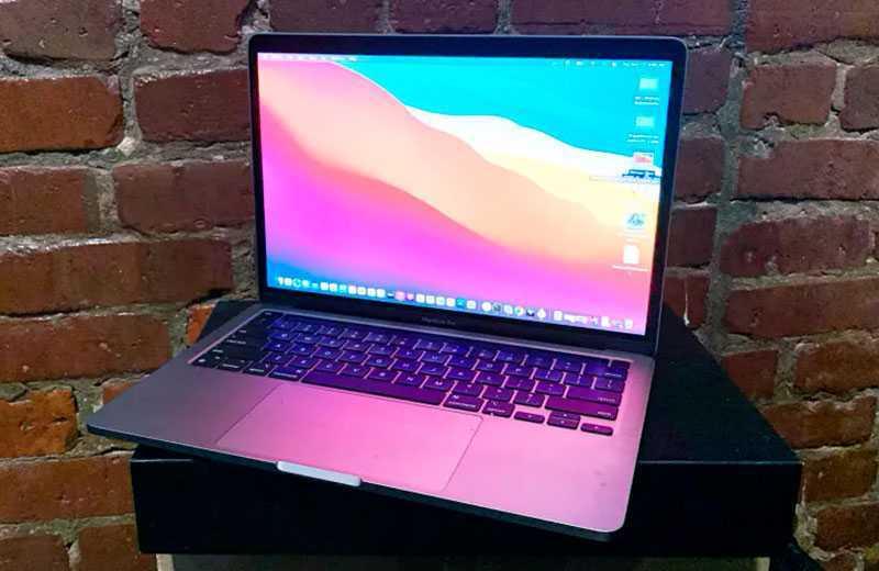 Apple MacBook Pro 13 M1 (2020) панель