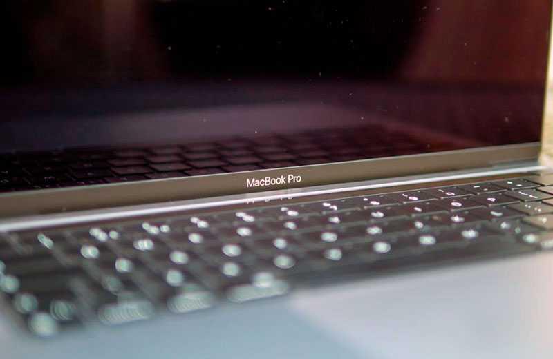 Apple MacBook Pro 13 M1 (2020) обзрп