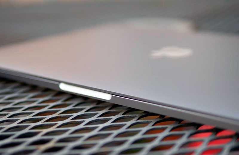 Apple MacBook Pro M1 (2020) дизайн