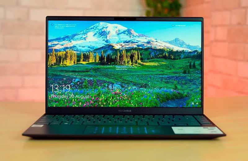 Обзор Asus ZenBook 14 (UX425JA)