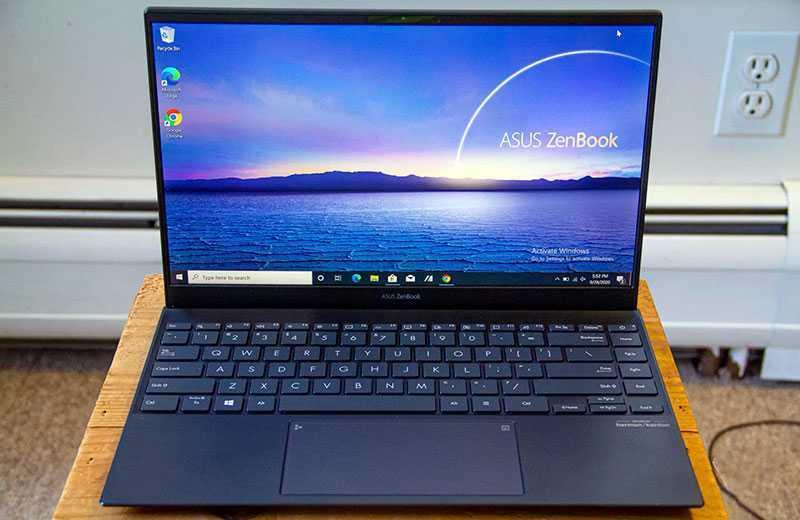 ZenBook 14 UX425JA экран