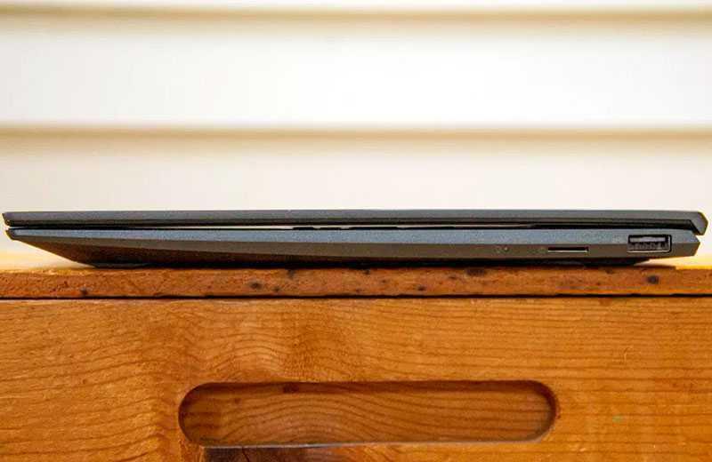 ZenBook 14 UX425JA разъёмы