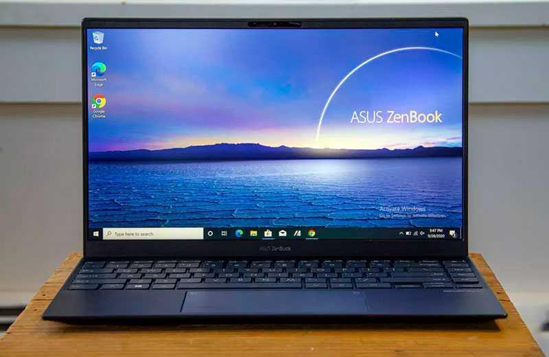 Ноутбук ZenBook 14 UX425JA