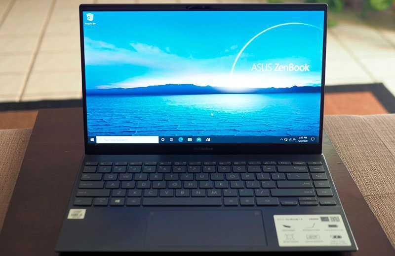 ZenBook 14 UX425JA обзор