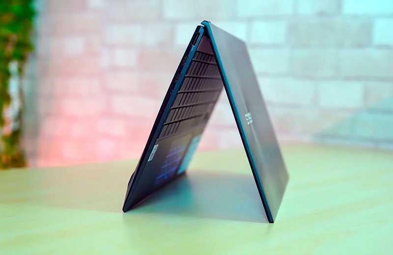 ZenBook 14 UX425JA конструкция