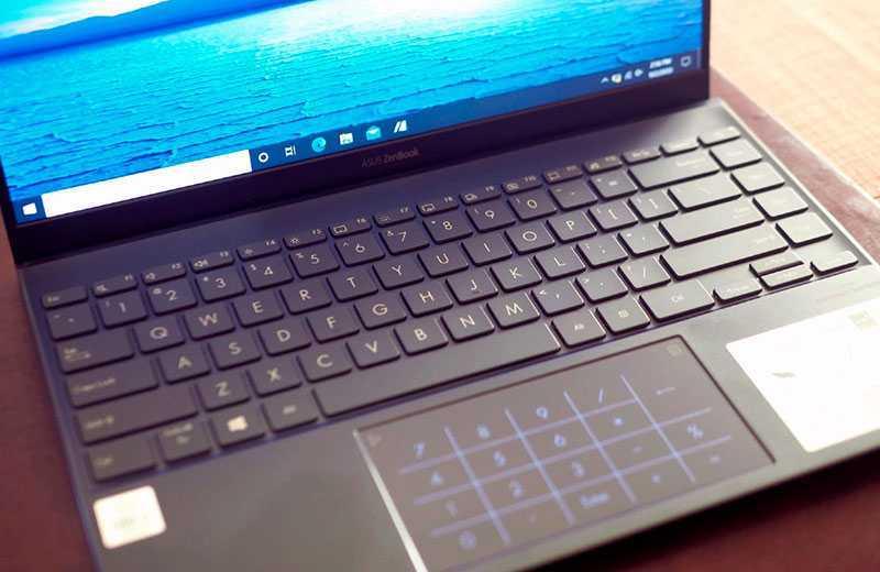 ZenBook 14 UX425JA мультимедиа и звук