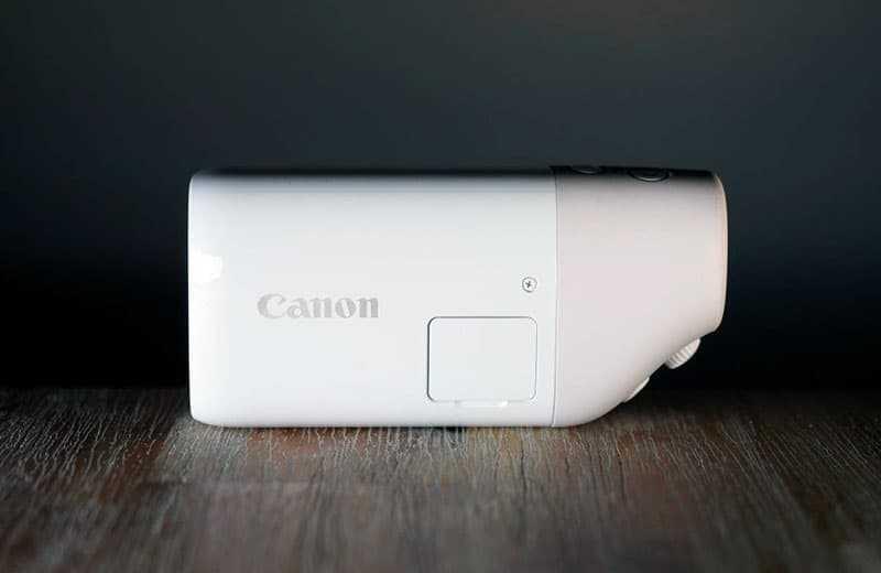 Обзор Canon PowerShot Zoom