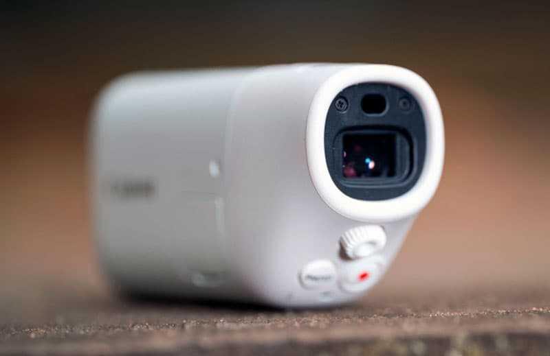 Canon PowerShot Zoom на практике