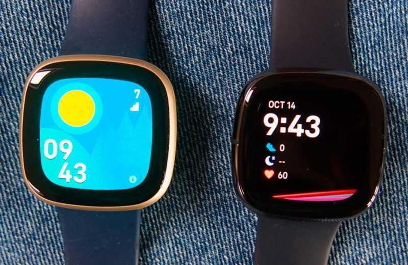 Fitbit Versa 3 отзывы