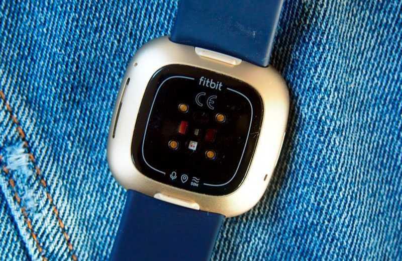 Характеристики Fitbit Versa 3