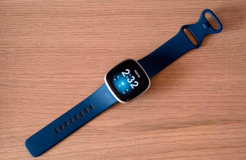 Обзор Fitbit Versa 3: часы альтернатива Apple Watch — Отзывы TehnObzor