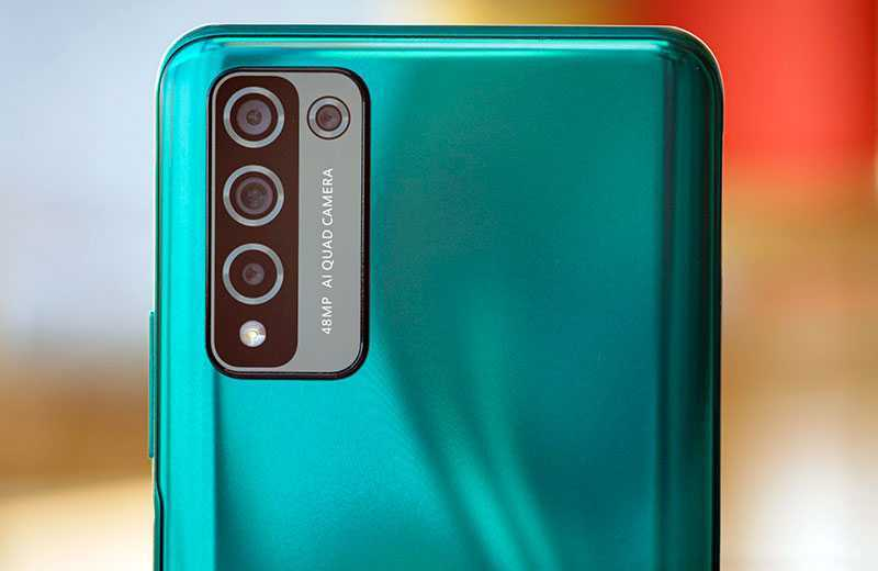 Honor 10X Lite камеры