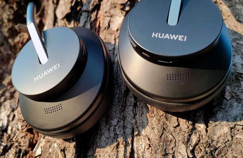 Huawei FreeBuds Studio шумоподавление