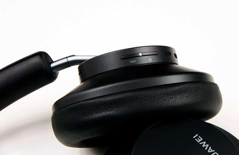 Huawei FreeBuds Studio кнопки