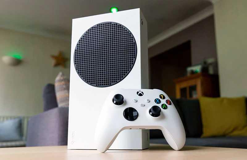 Обзор Microsoft Xbox Series S