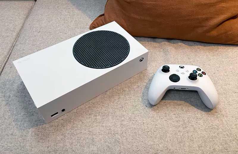 Для кого Xbox Series S