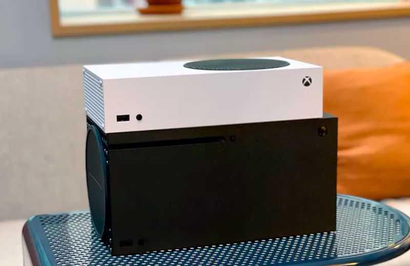 Характеристики Microsoft Xbox Series S