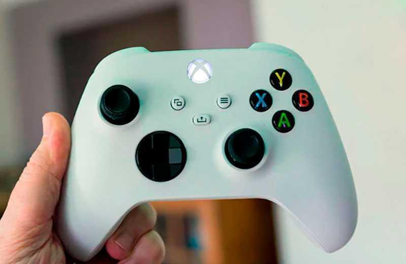 Microsoft Xbox Series S геймпад