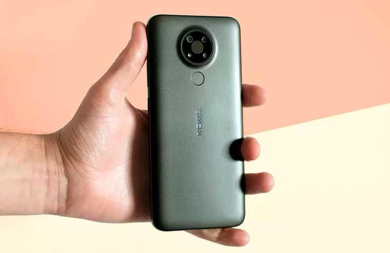 Nokia 3.4 производительность
