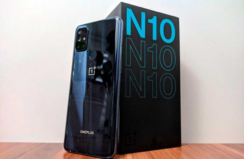 OnePlus Nord N10 5G отзывы