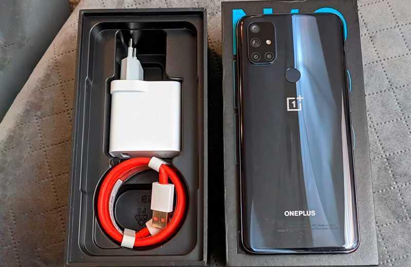 Характеристики OnePlus Nord N10 5G