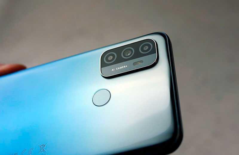 Камеры Oppo A53