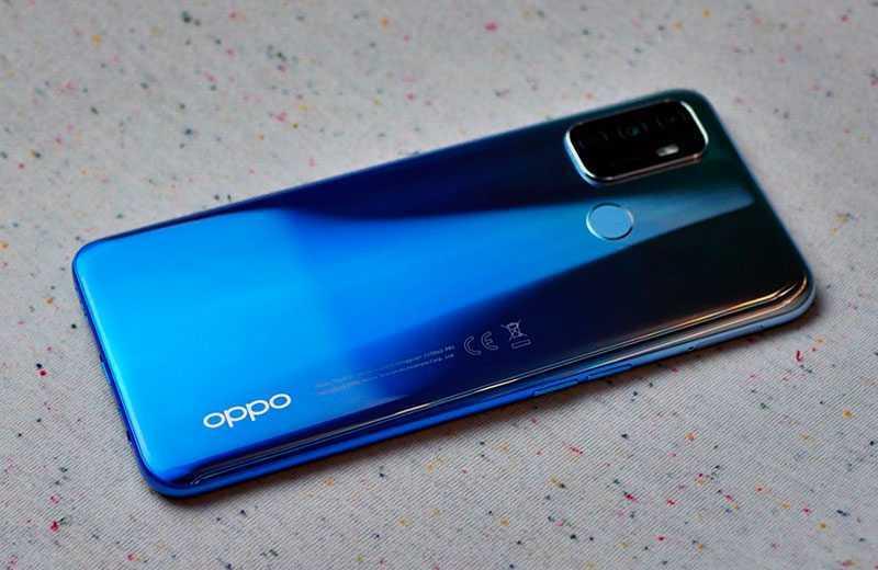 Oppo A53 отзывы
