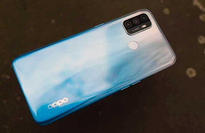 Oppo A53 обзор