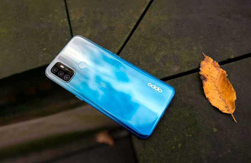 Обзор Oppo A53 бюджетного смартфона с экраном 90 Гц — Отзывы TehnObzor