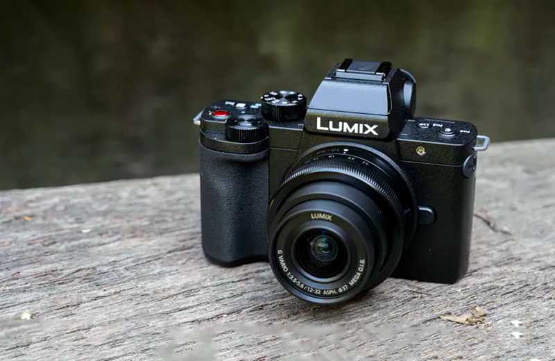 Обзор Panasonic Lumix G100