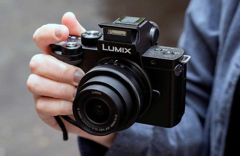 Камера Panasonic Lumix G100