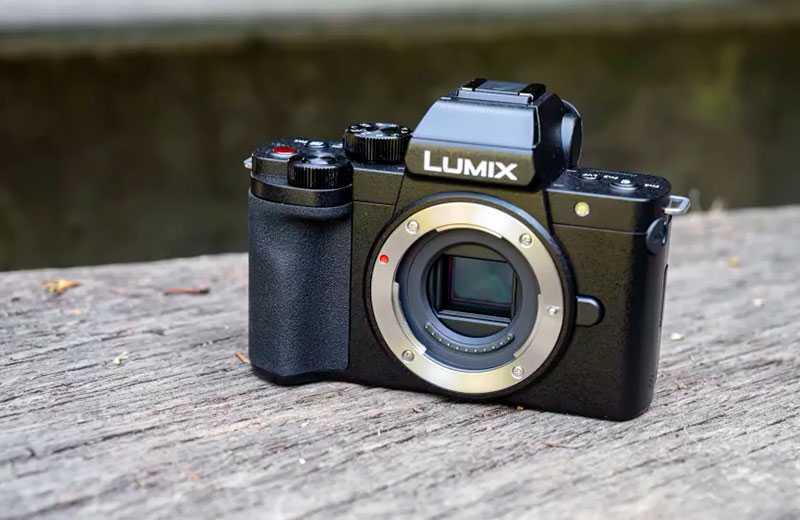 Panasonic Lumix G100 обзор