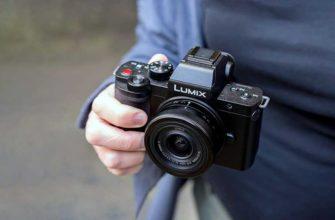 Обзор Panasonic Lumix G100 камеры для видео — Отзывы TehnObzor