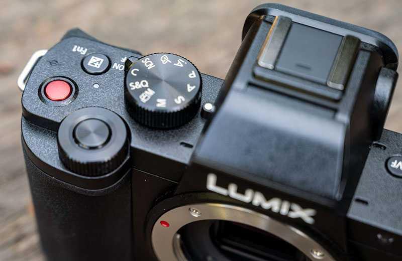Panasonic Lumix G100 настройки