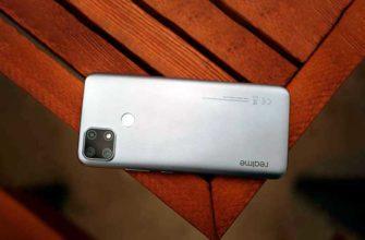 Обзор Realme 7i недорогого и автономного смартфона — Отзывы TehnObzor