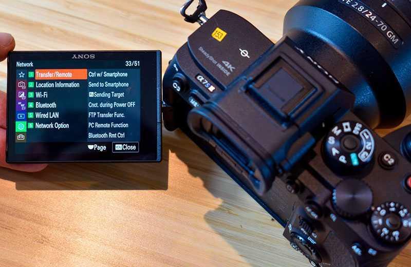 Sony A7S III качесво видео