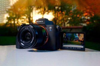 Обзор Sony A7S III универсальной беззеркальной камеры — Отзывы TehnObzor