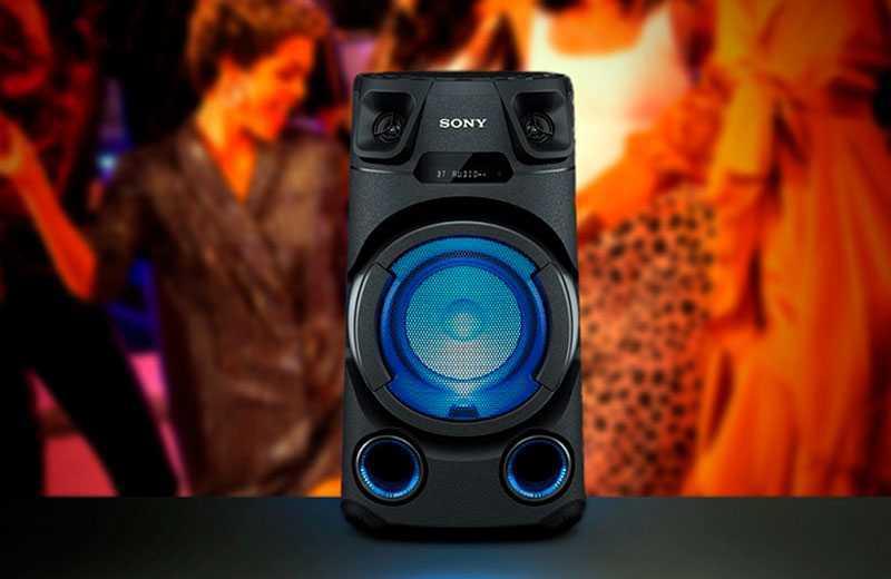 Обзор Sony MHC-V13