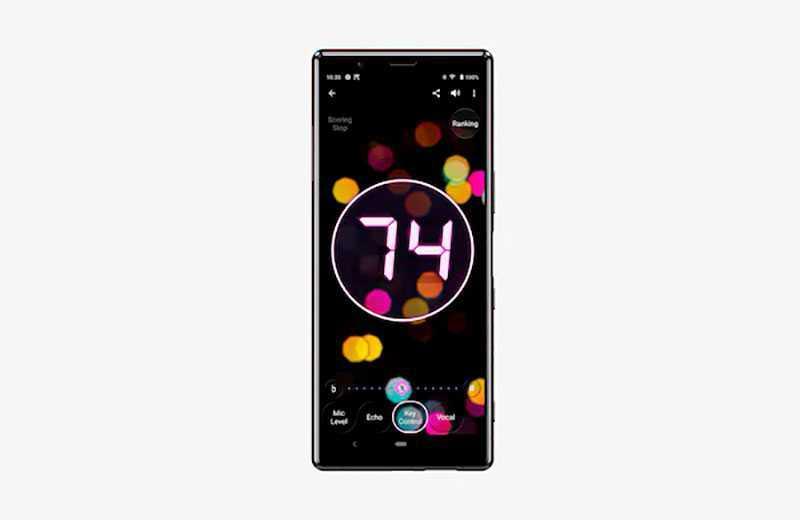 Sony MHC-V13 приложиние