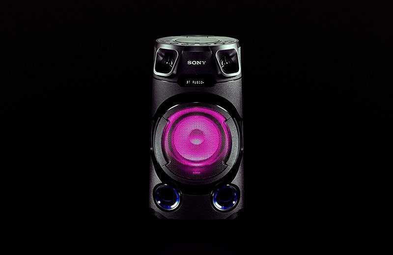 Sony MHC-V13 обзор