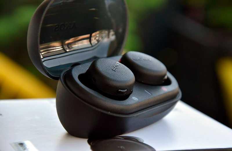 Sony WF-XB700 звук