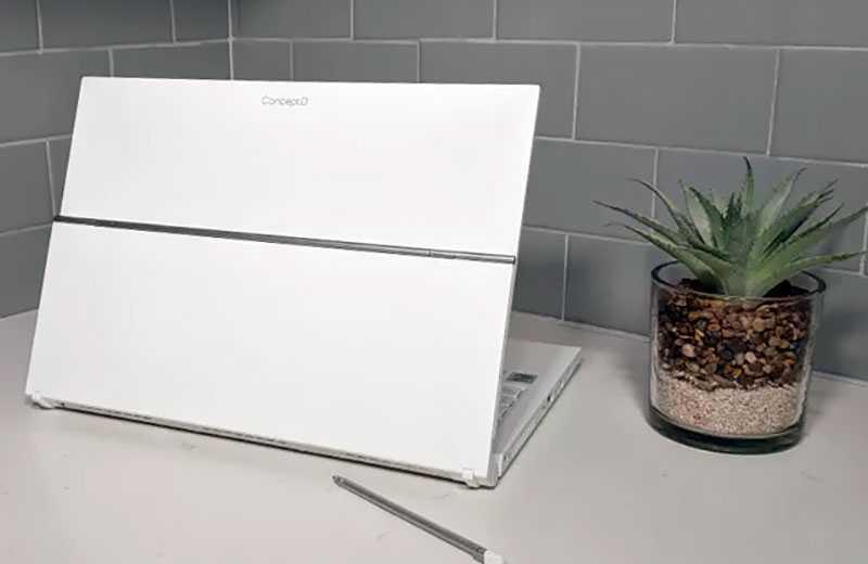 Acer ConceptD 3 Ezel отзывы