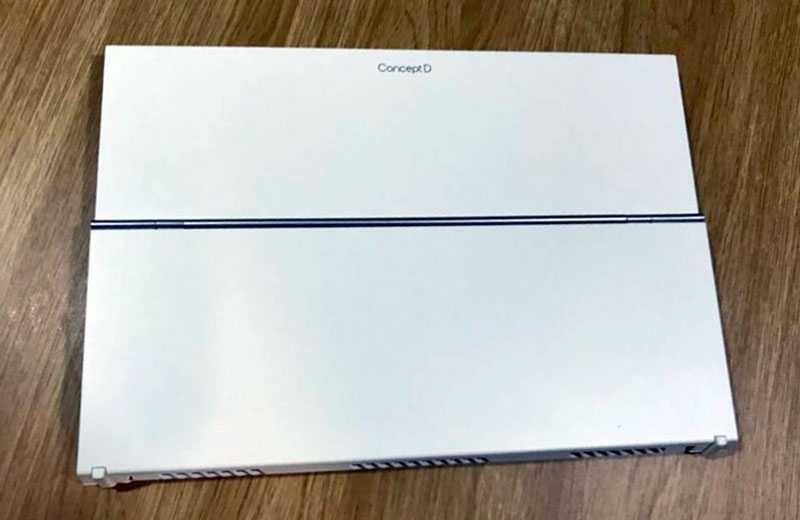 Acer ConceptD 3 Ezel дизайн