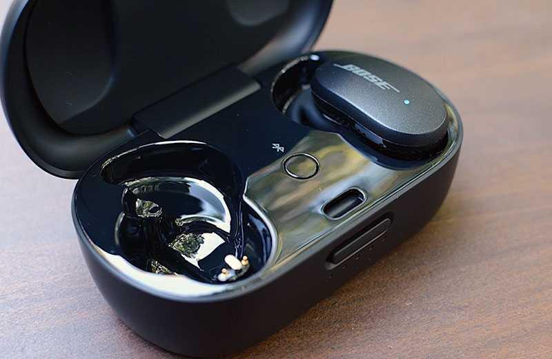 Bose QuietComfort Earbuds обзор