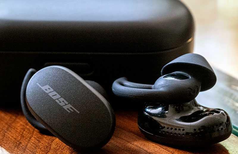 Bose QuietComfort Earbuds отзывы