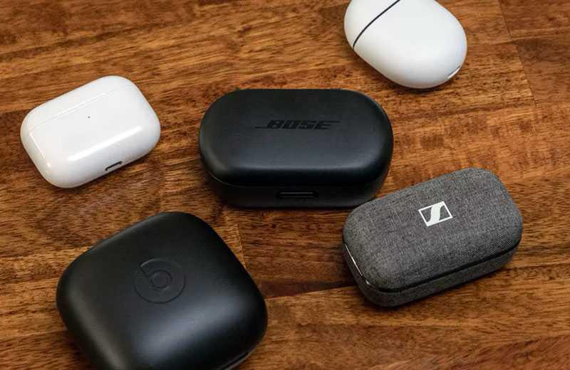 Характеристики Bose QuietComfort Earbuds
