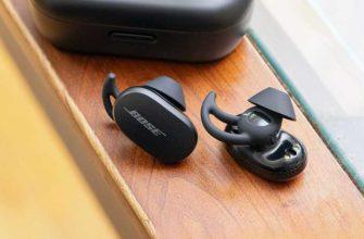 Обзор Bose QuietComfort Earbuds сенсационных наушников — Отзывы TehnObzor